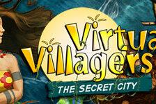 لعبة Virtual Villagers - The Secret City كاملة للتحميل