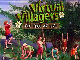 لعبة Virtual Villagers - The Tree of Life كاملة للتحميل
