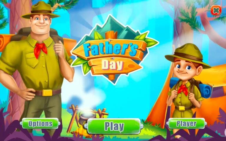 لعبة Father's Day كاملة للتحميل