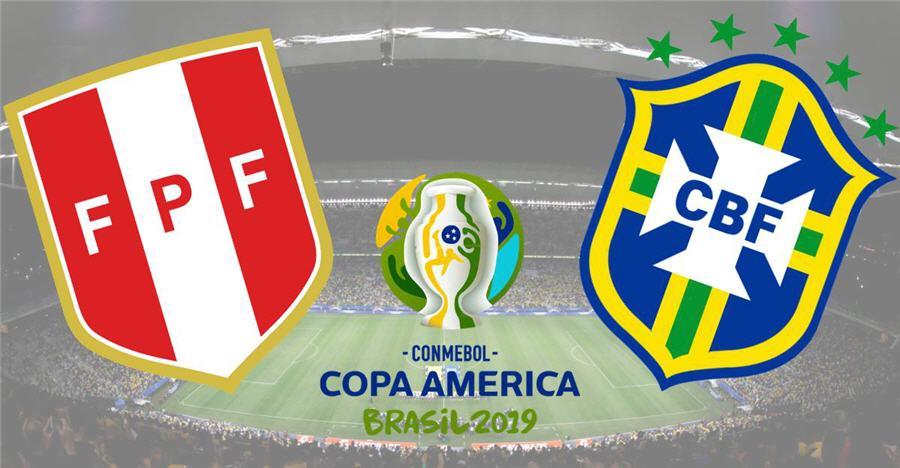 تاريخ مواجهات منتخب البرازيل مع منتخب بيرو