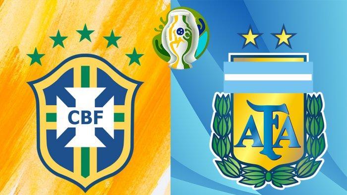 تاريخ مواجهات منتخب البرازيل مع منتخب الأرجنتين