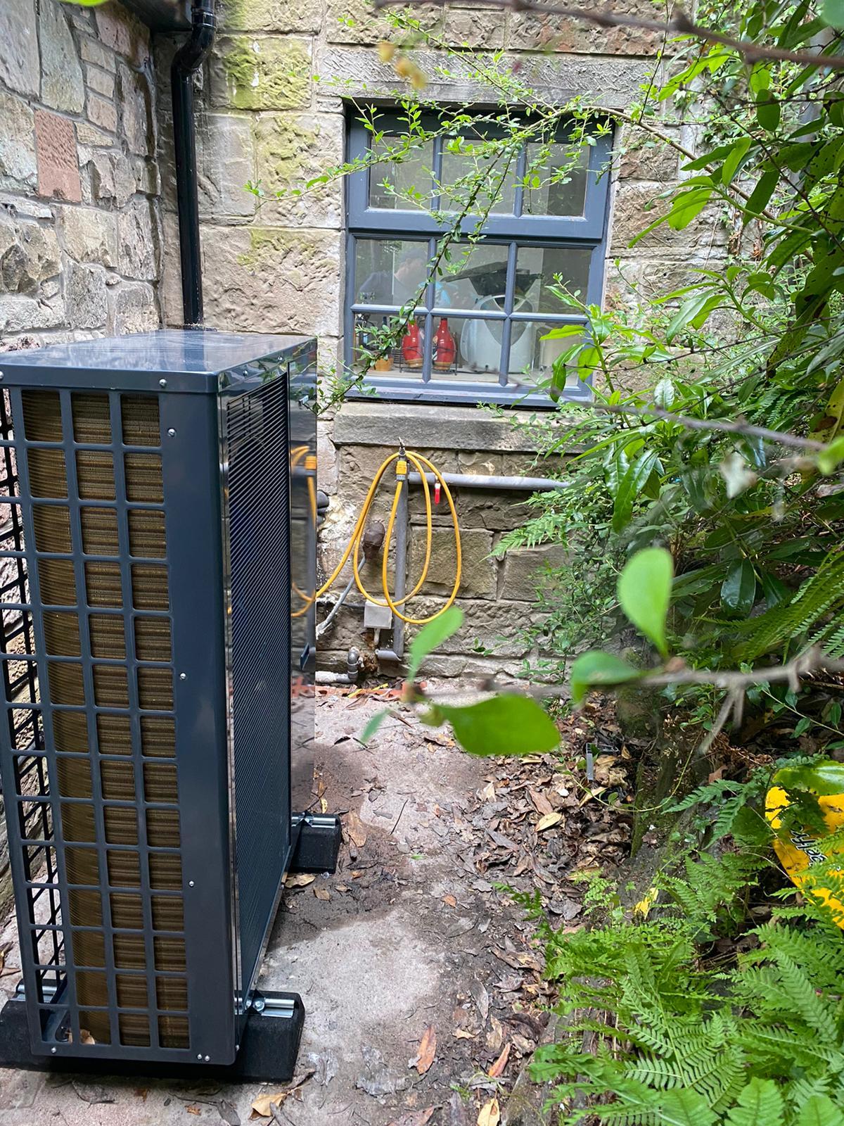 Warmflow AS03 Air Source Heat Pump 17kW