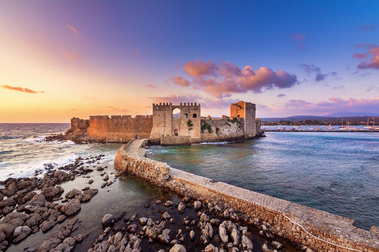 Methoni fortress
