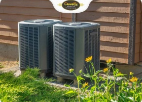 heating and air conditioning in costa county
