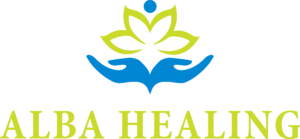 Alba Healing Logo
