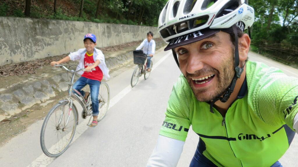 Markus Stitz in Vietnam