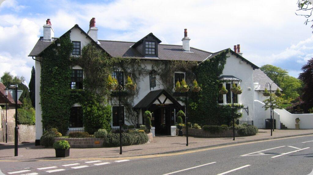 Brig O Doon Hotel and Restaurant