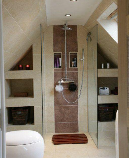 wet room loft conversion