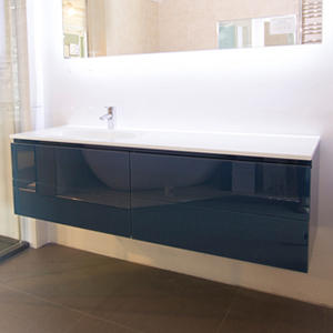 Double Vanity Unit from Bathroom Warehouse, Winchester