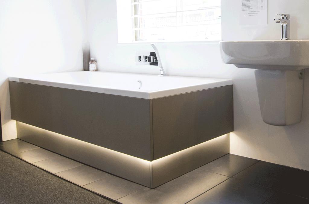 LED bath
