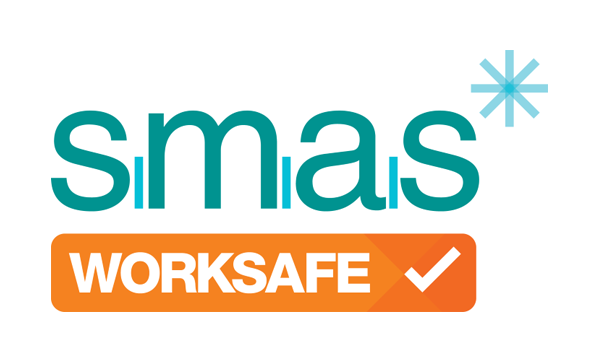 DCS SMAS Worksafe Logo
