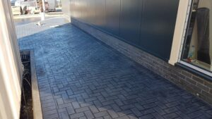 DCS Taco Bell Rockingham Barnsley Printed Concrete Drive-Thru 0989