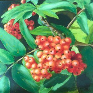 Paintings - Organics4