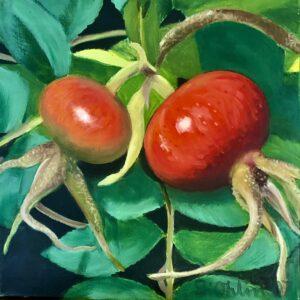 Paintings - Organics3