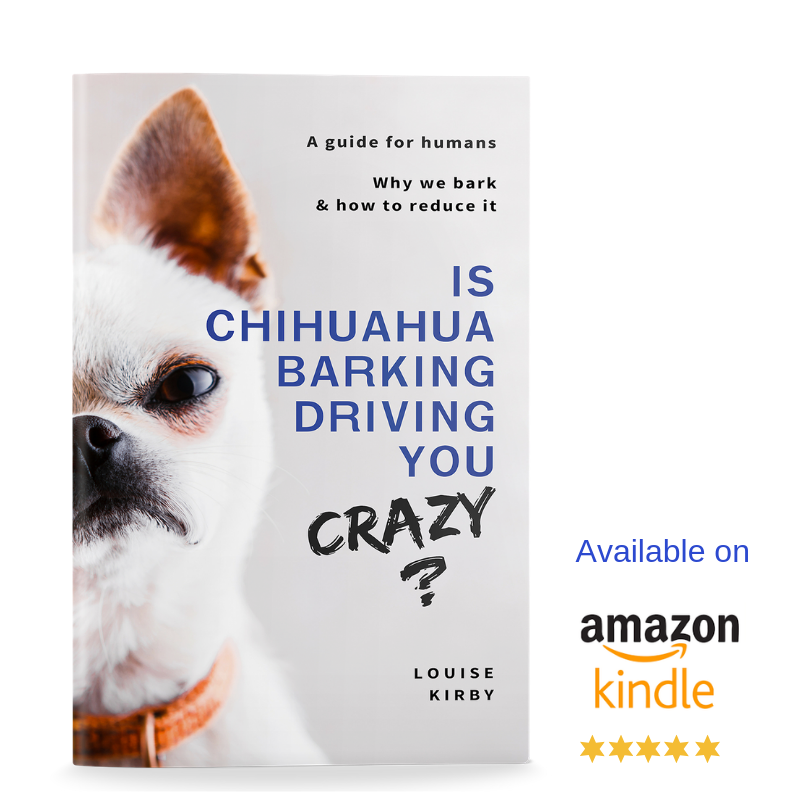 Chihuahua barking book
