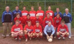 1. Mannschaft 02.06.2007