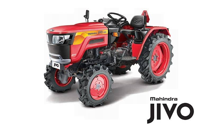 Mahindra Jivo 245 di Tractor
