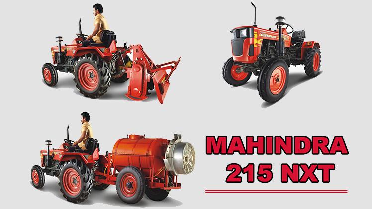 Latest Mahindra Yuvraj 215 NXT Mini Tractor Price Specification 2020