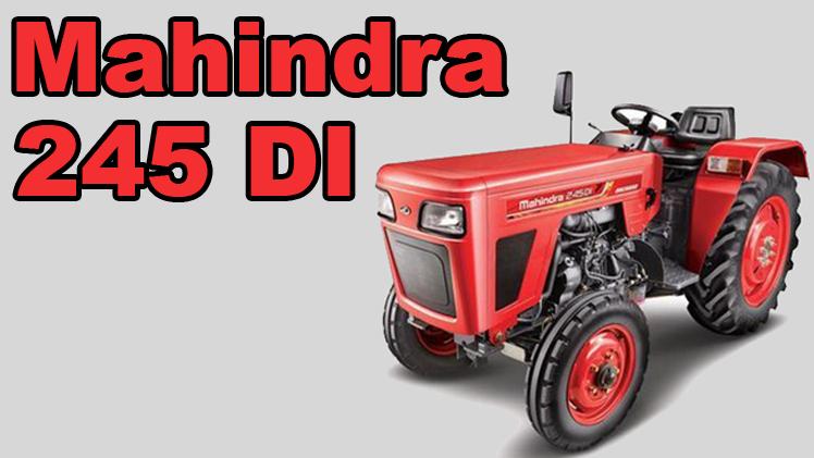 Mahindra 245 Di Orchard Mini Tractor Price specification