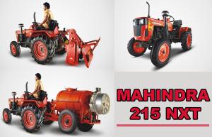 Mahindra Yuvraj 215