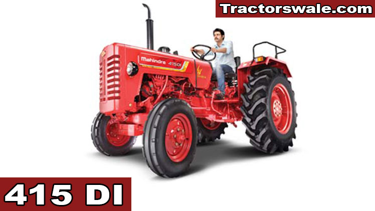 Mahindra 415 DI Tractor Price list in india Specifications 2020