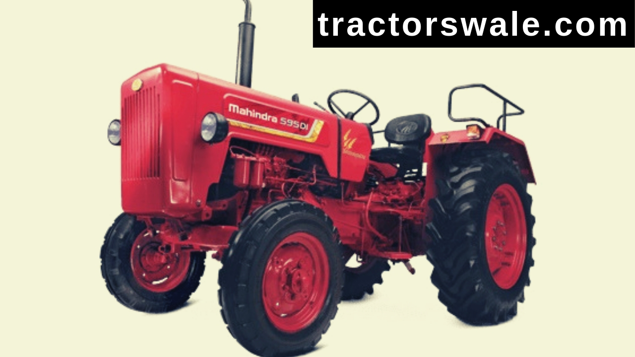 Mahindra 595 DI Tractor Price Specifications Mileage 41-50 HP Tractors