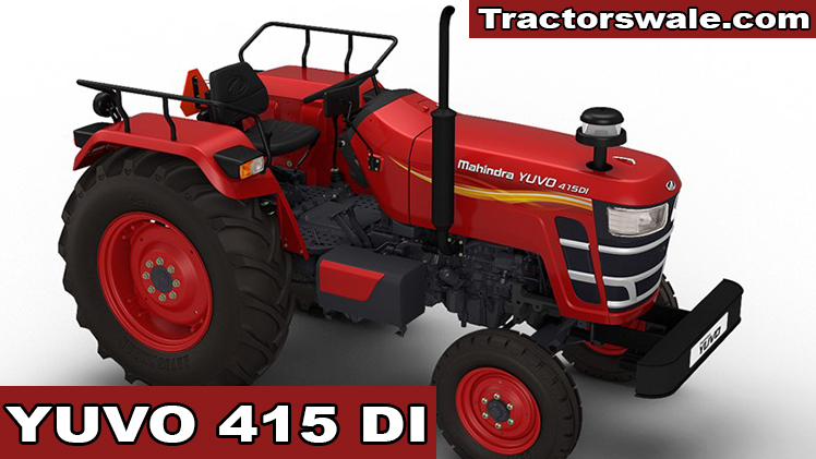 Mahindra Yuvo 415 DI Tractor On-road price specifications mileage details