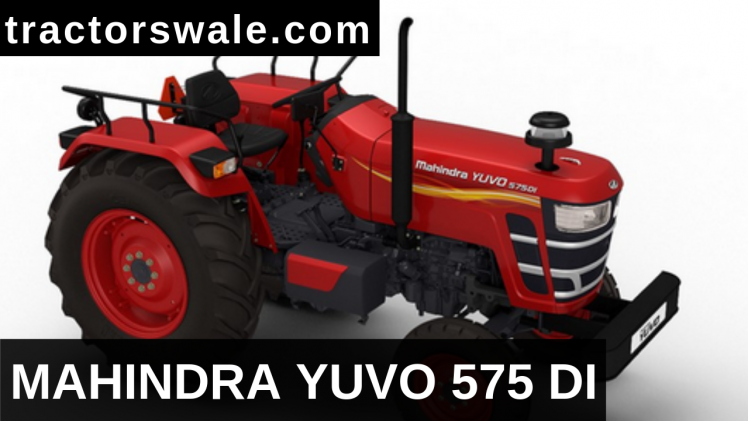 Mahindra Yuvo 575 DI Price Specifications & Review 2020