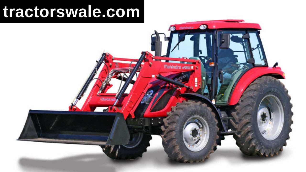 Mahindra MForce 100P Tractor Price Specs & Review 2020