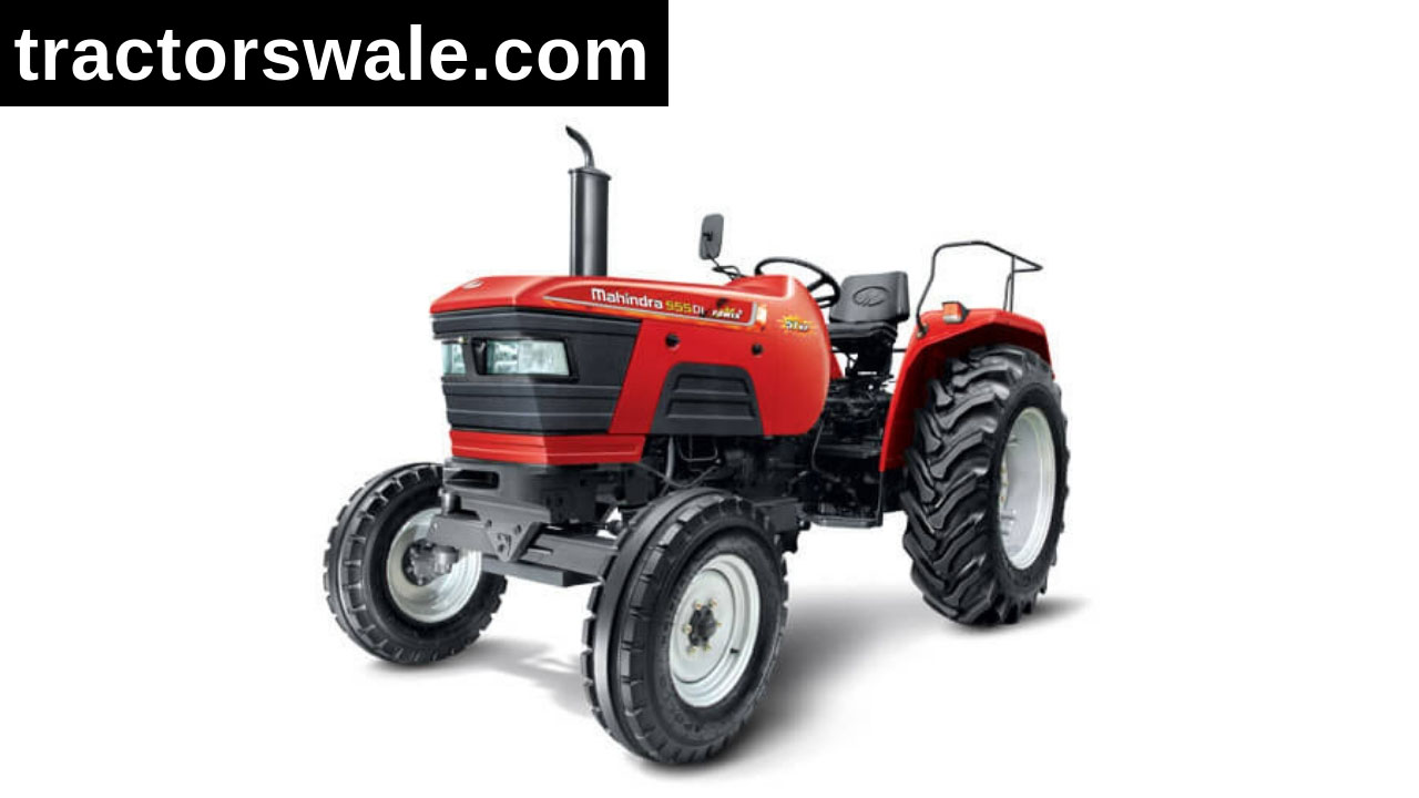 Mahindra 555 DI Power Plus Tractor – Price Specifications 2020
