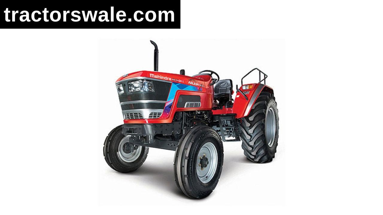 Mahindra Arjun NOVO 605 DI-I Price specs & Mileage 2020