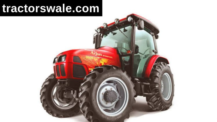 Mahindra Arjun International 8085 Price Specs & Review 2020