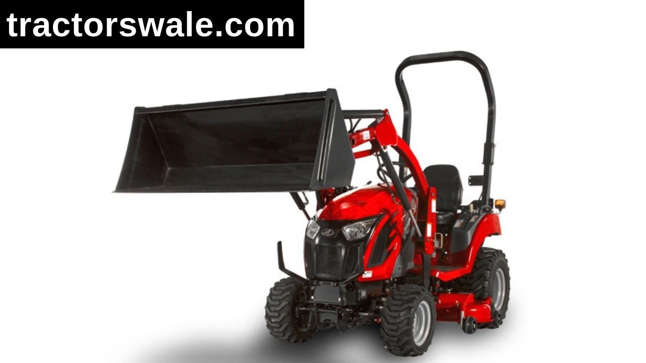 Mahindra Emax 20s HST Tractor Price