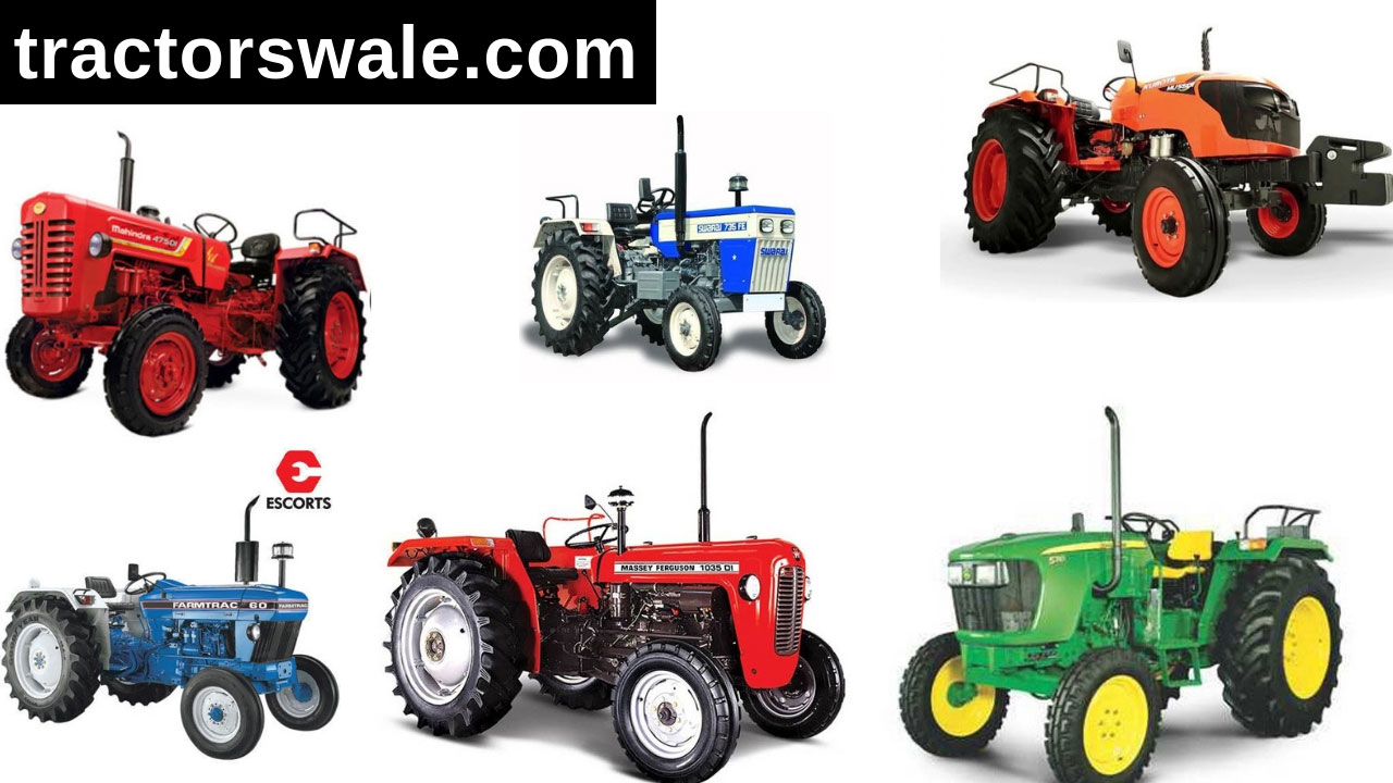 Top 10 Tractors Company in india 2020 Specifications