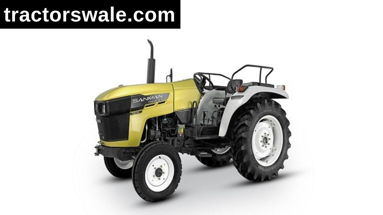 Force Sanman 6000 Tractor Price