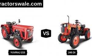 Mahindra Tractor – Mahindra Mini Tractor Yuvraj 215 NXT Vs 245 DI Orchad