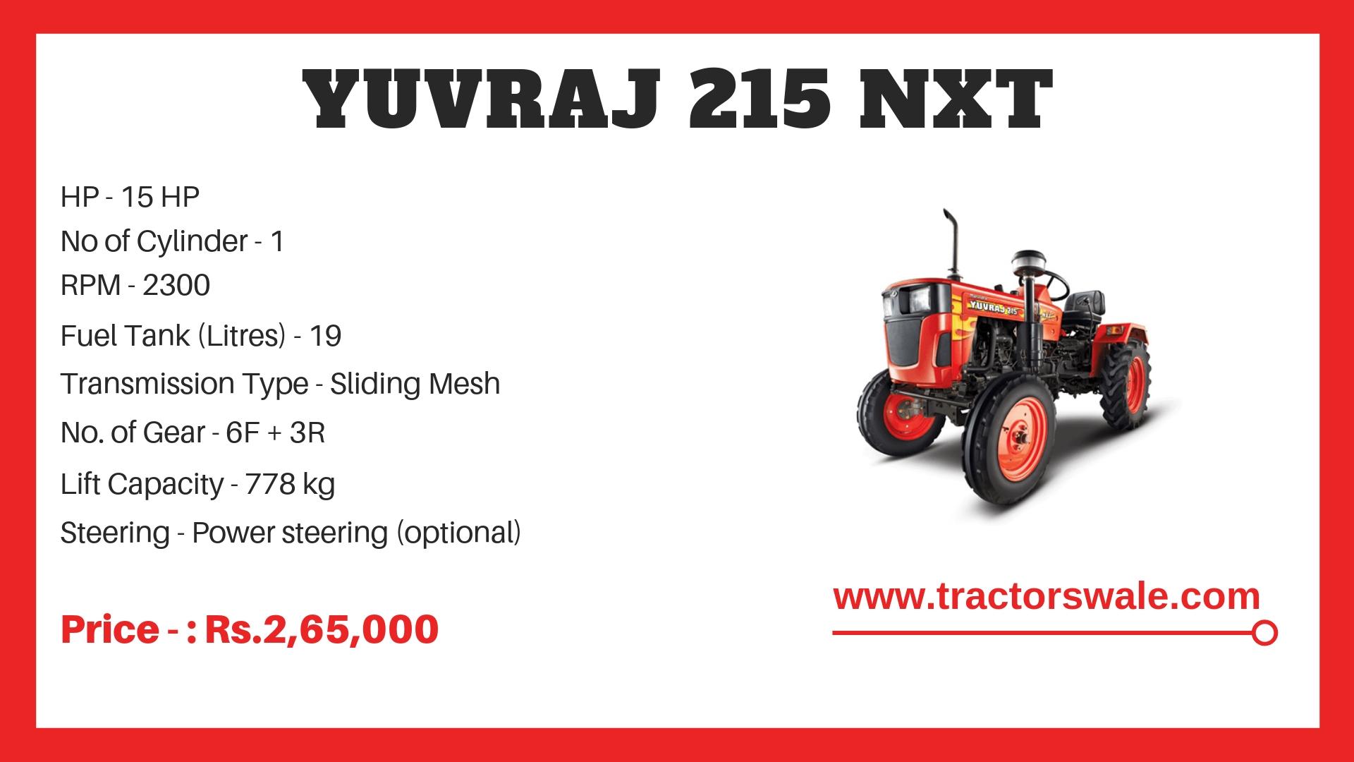 Mahindra-Tractor---Mahindra-Mini-Tractor-Yuvraj-215-NXT