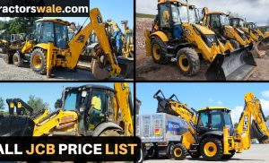 All New JCB Price list in india 2020 | JCB Machine