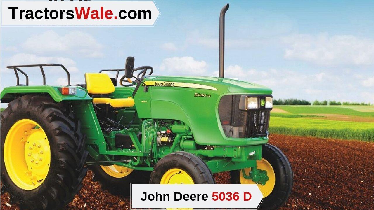 Latest John Deere 5036 D Price Specs & Review 2020