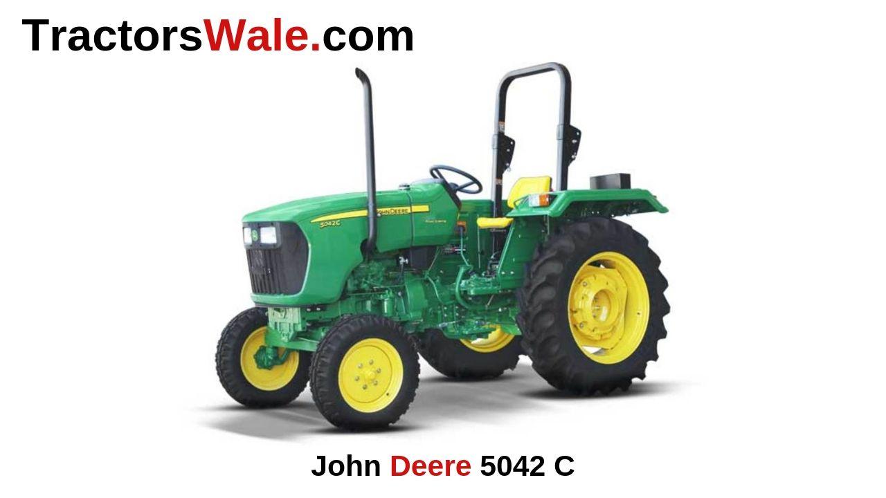 John Deere 5042 C Tractor Price Specifications Mileage 2019
