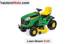 Latest John Deere E130 Lawn Mower Price Specs & Review 2021