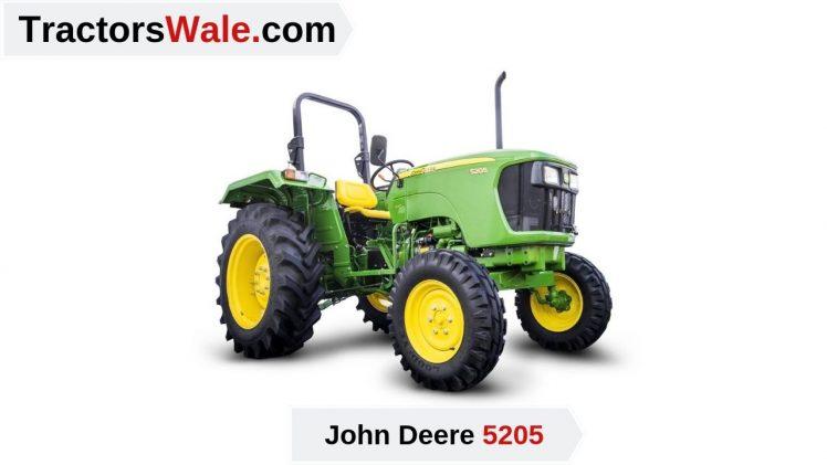 Latest John Deere 5205 Price Specs & Review 2020