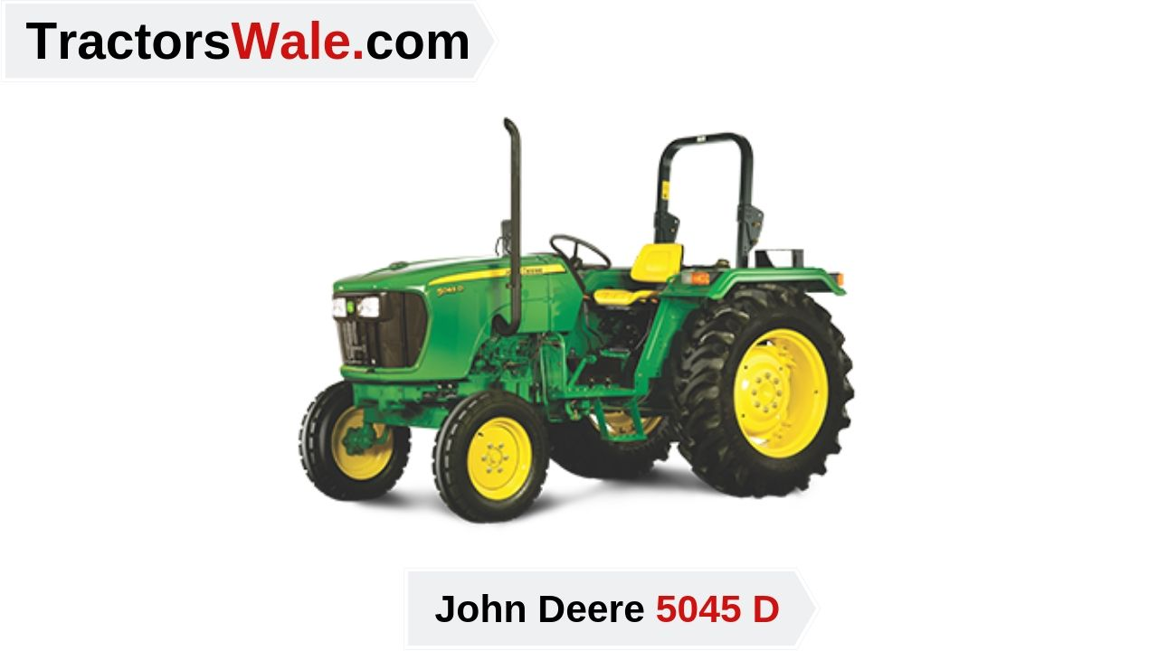 Latest John Deere 5045 D Price Specs & Review 2020