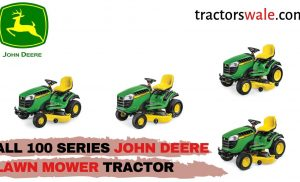 All 100 Series John Deere Lawn Mower Price & Specs 2021