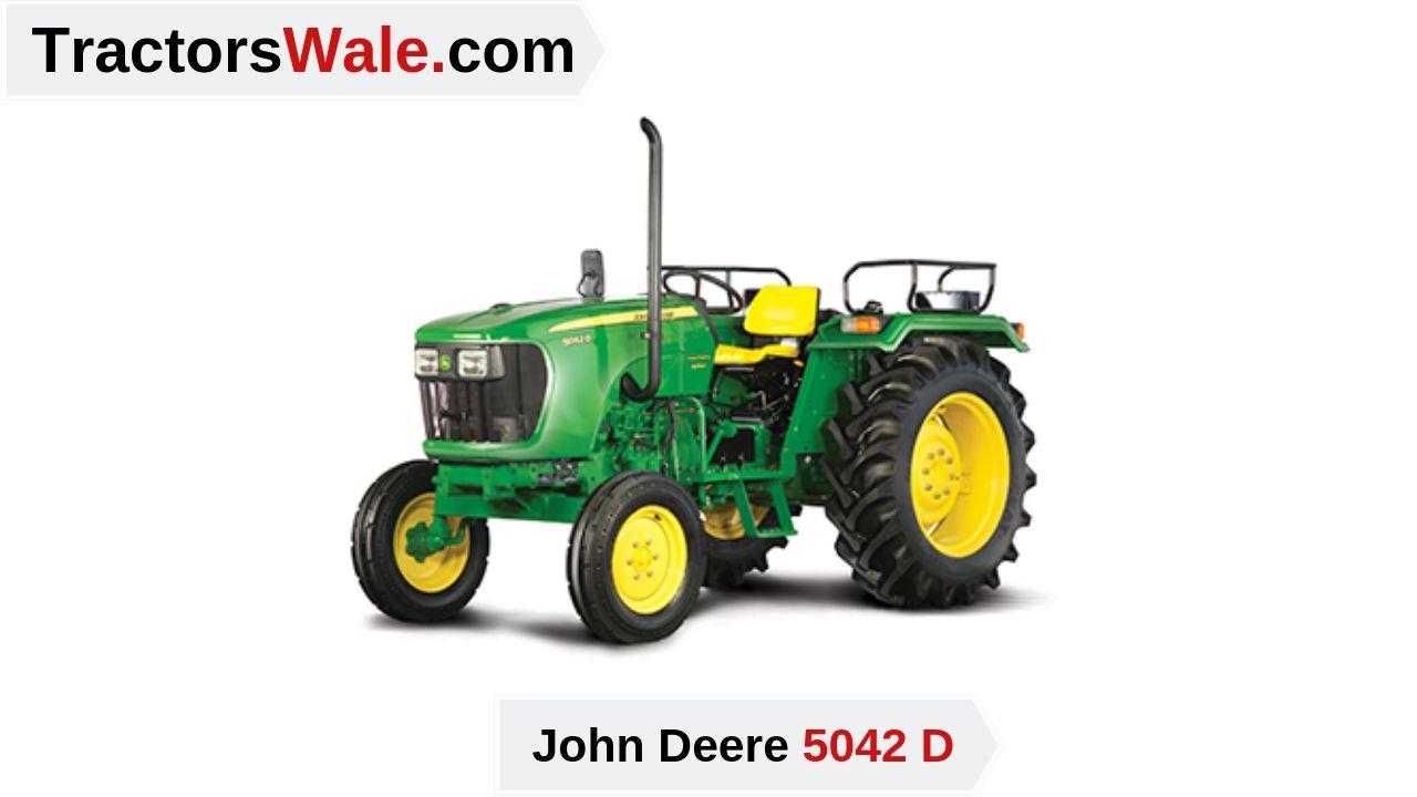 John Deere 5042 D Price