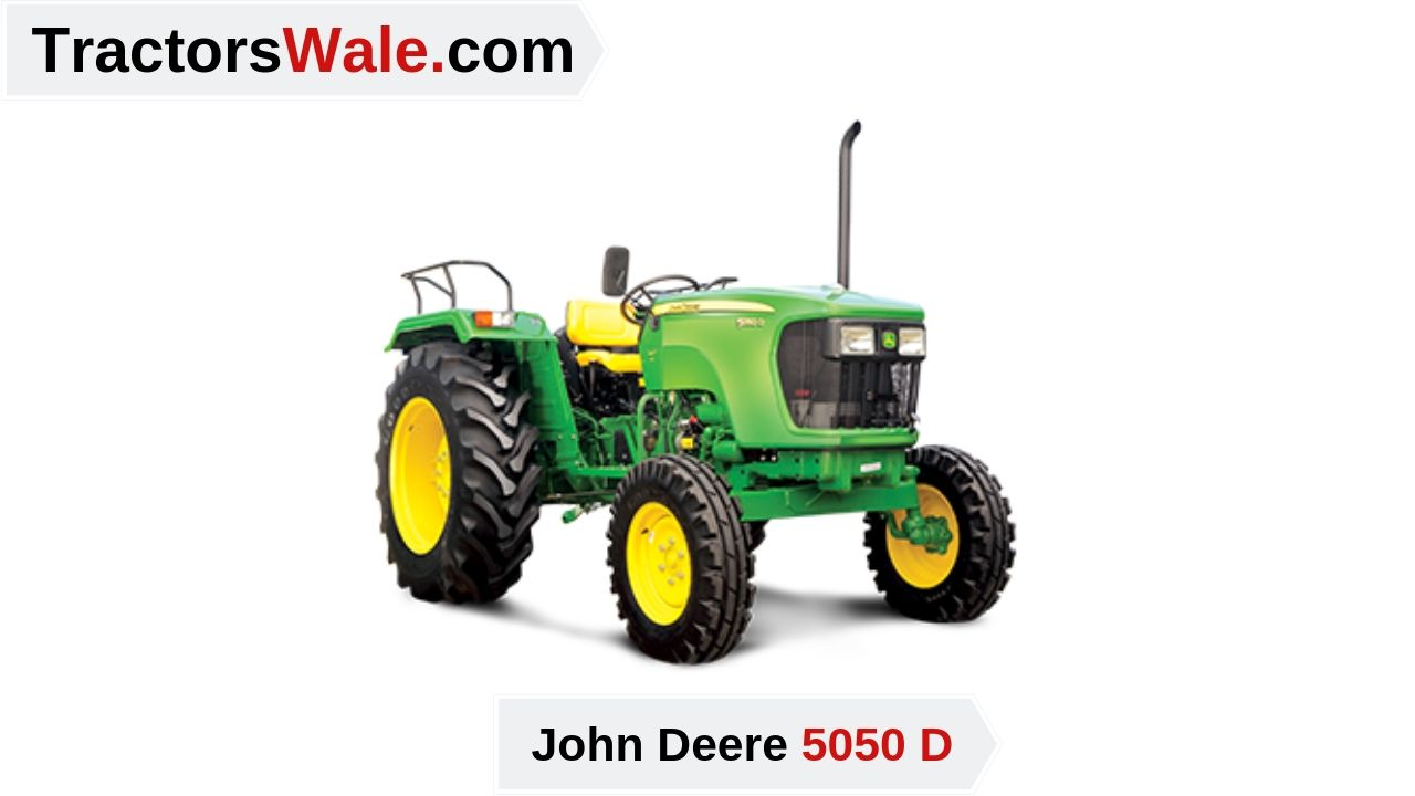 John Deere 5050 D Tractor Price specifications – John Deere Tractor