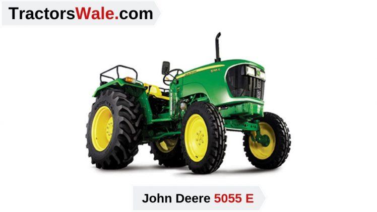 John Deere 5055 E Tractor Price specifications – John Deere Tractor