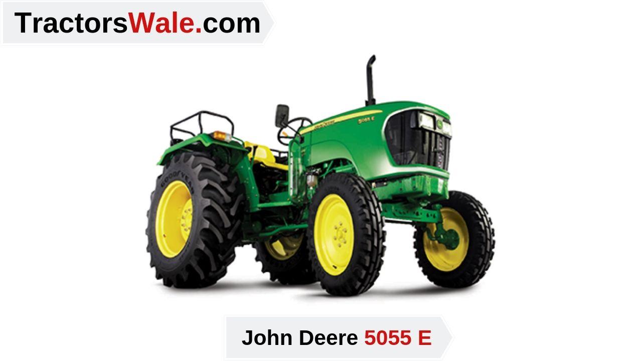 Latest John Deere 5055 E Price Specs & Review 2020