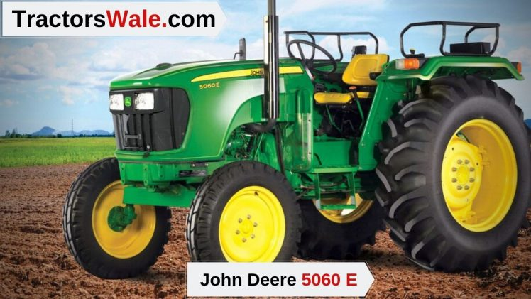 John Deere 5060 E Price Specs Mileage & Review 2020