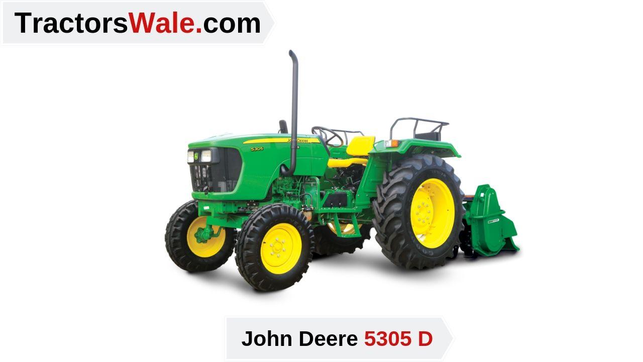 John Deere 5305 D Tractor Price